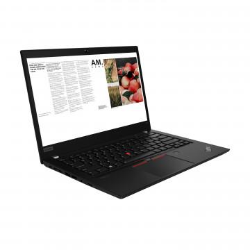 Фото 3 Ноутбук ThinkPad T14 Gen 2 Black (20W0003BRT)