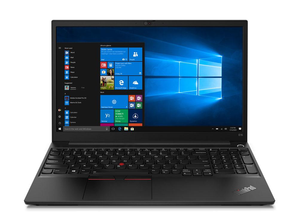 Фото  Ноутбук ThinkPad E15 Gen 2 Black (20TD003MRT)