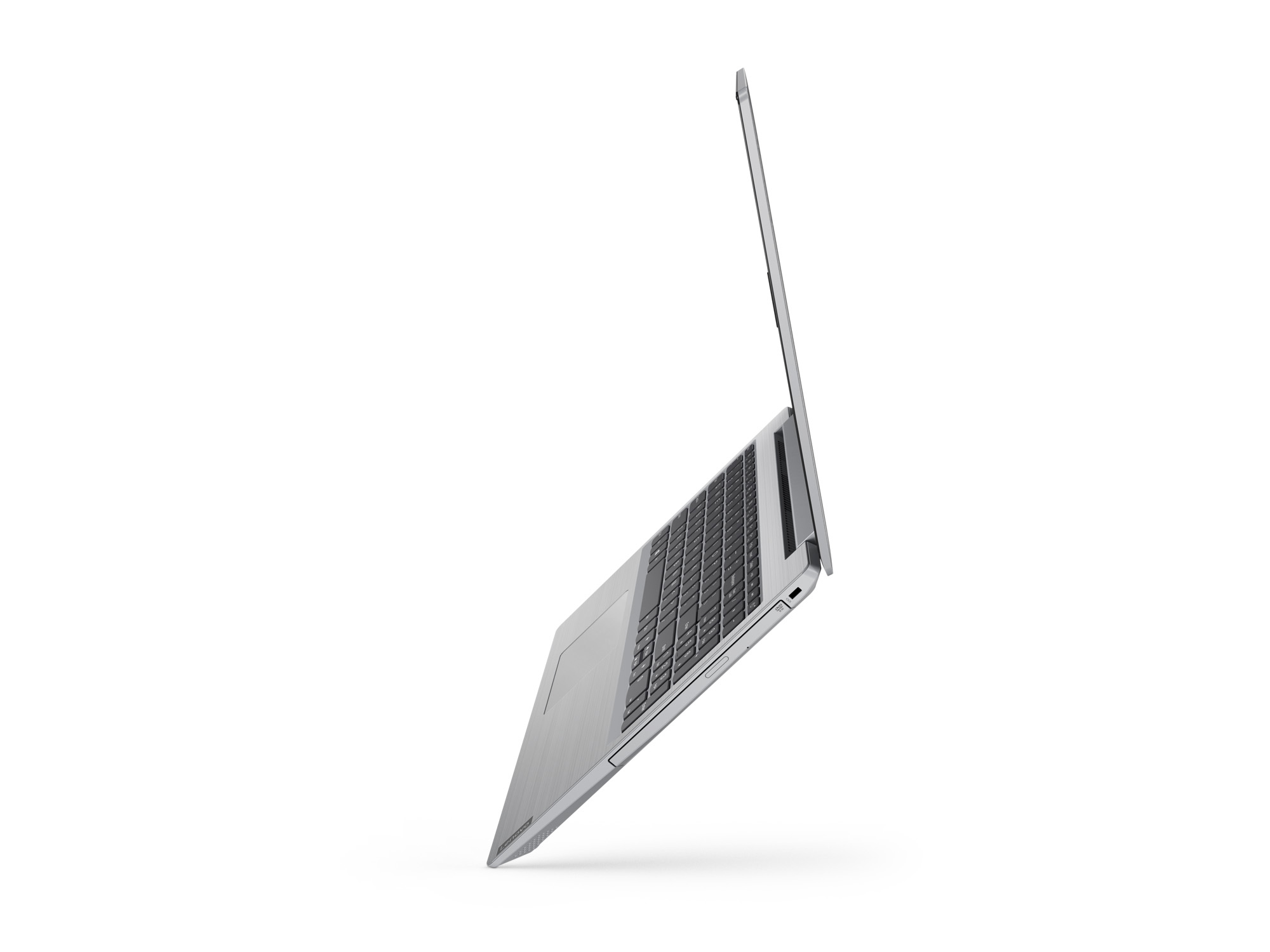 Фото  Ноутбук Lenovo ideapad L3 15IML05 Platinum Grey (81Y300R3RE)