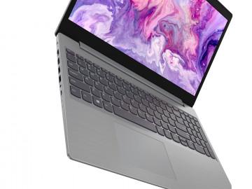 Фото 7 Ноутбук Lenovo ideapad L3 15IML05 Platinum Grey (81Y300R3RE)
