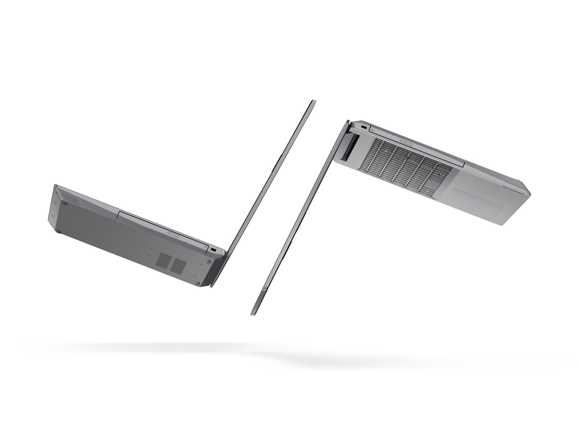 Фото  Ноутбук Lenovo ideapad L3 15IML05 Platinum Grey (81Y3005URE)