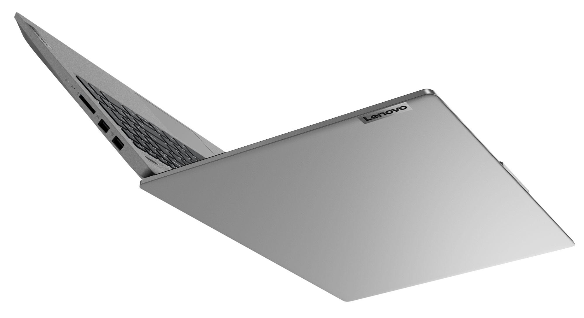 Фото  Ноутбук Lenovo ideapad 5i 15ITL05 Platinum Grey (82FG00Q7RE)