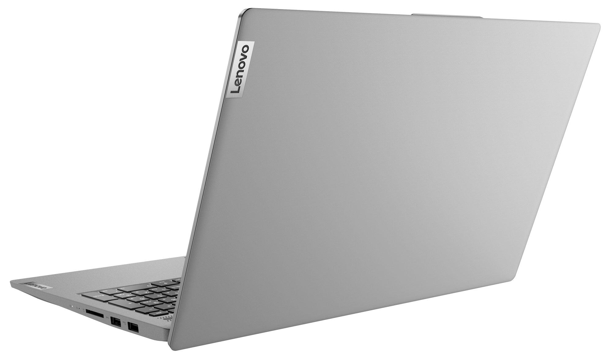Фото  Ноутбук Lenovo ideapad 5i 15ITL05 Platinum Grey (82FG00Q8RE)