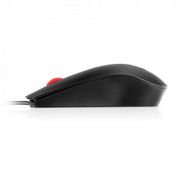 Фото 2 Мышь Lenovo Fingerprint Biometric USB Mouse (4Y50Q64661)