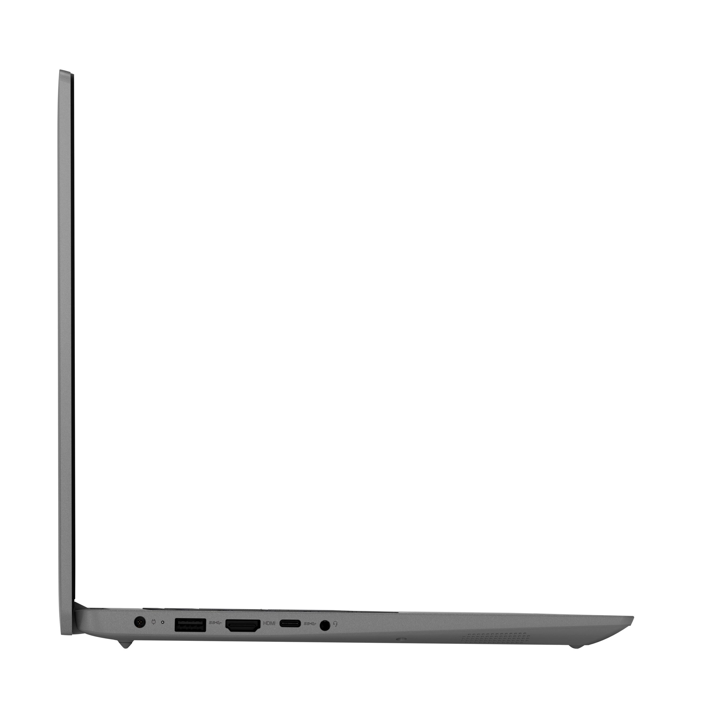 Фото  Ноутбук Lenovo ideapad 3 15ALC6 Arctic Grey (82KU00CURE)